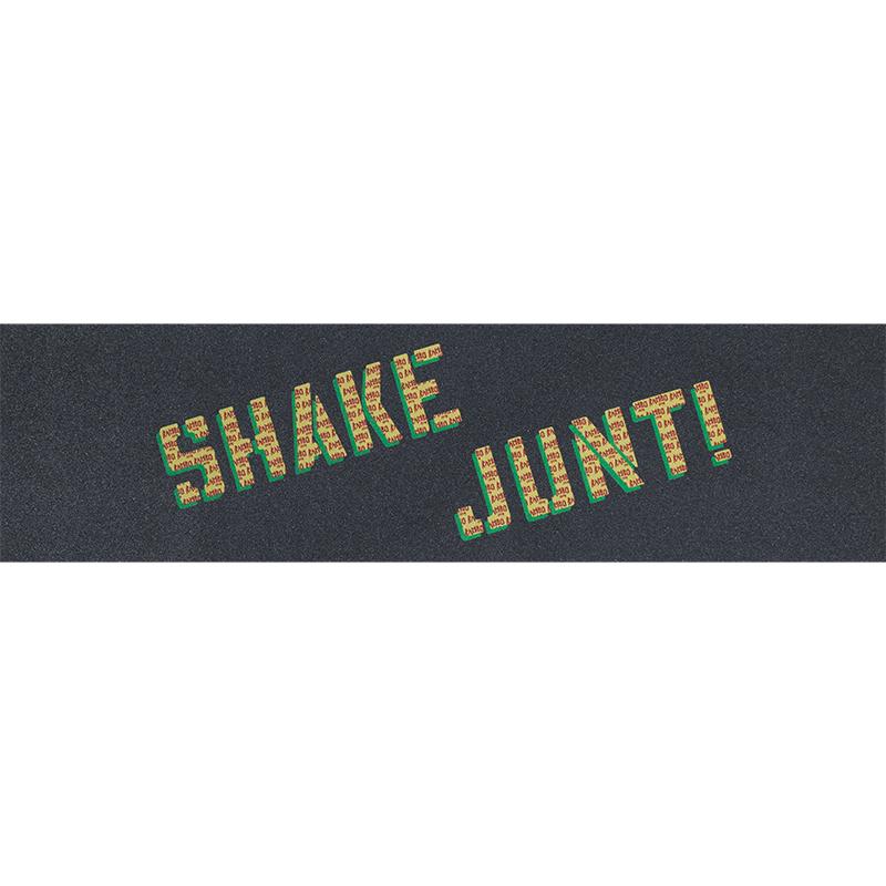 Shake Junt Rambo Crew Griptape Sheet 9.0