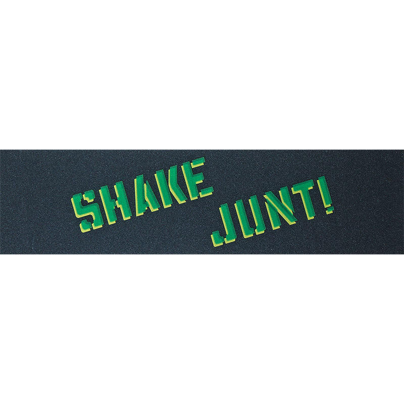 Shake Junt Sprayed Griptape Sheet