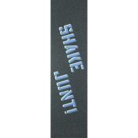 Shake Junt Sprayed Griptape Sheet Blue/Yellow