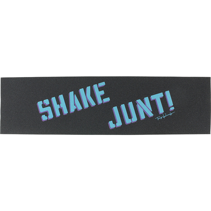 Shake Junt Terry Kennedy Pro Griptape Sheet Blue/Purple