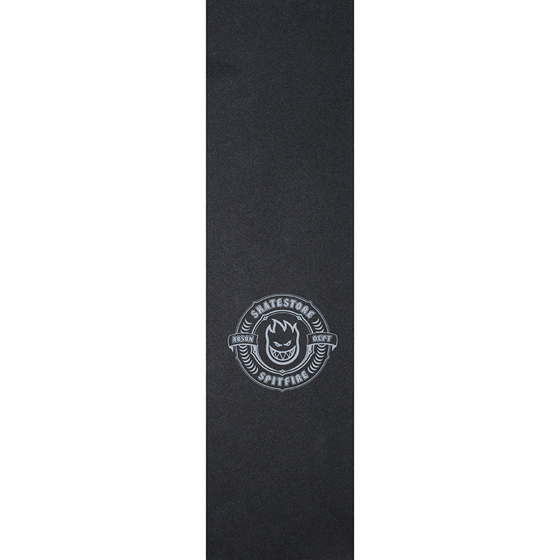 Spitfire X Skatestore Arson Department Griptape Sheet