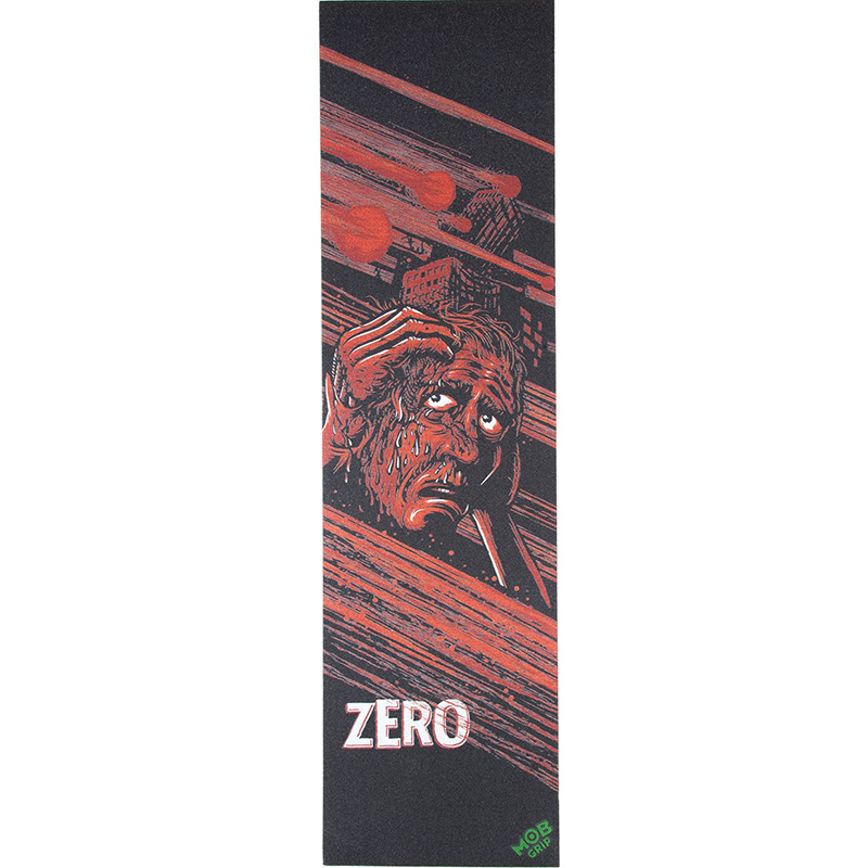 Zero Apocalypse Mob Black Griptape
