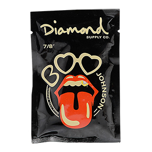 Diamond Boo Johnson Pro Hardware 7/8 Inch