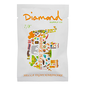 Diamond Eric Koston Pro Hardware 7/8 Inch