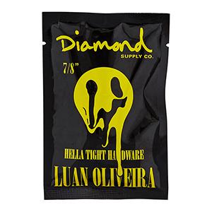 Diamond Luan Oliveira Pro Hardware 7/8 Inch