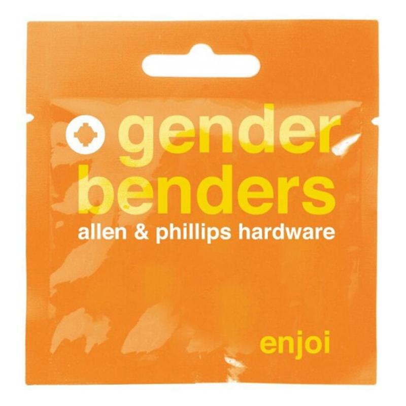 Enjoi Gender Bender 7/8 Bolts