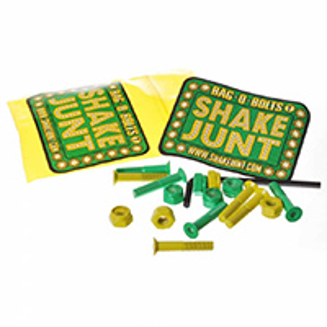 Shake Junt All Green/Yellow Phillips Hardware 1 Inch