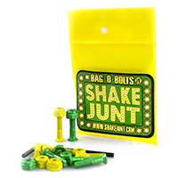 Shake Junt All Green/Yellow Allen Hardware 7/8 Inch