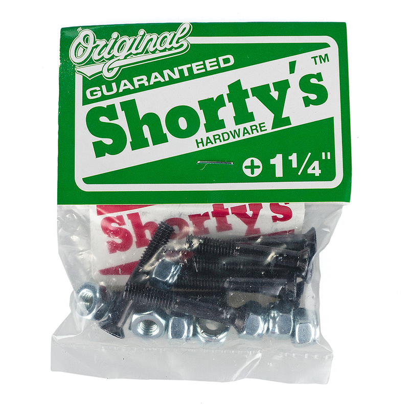 Shorty's 1 1/4 Inch Phillips Hardware