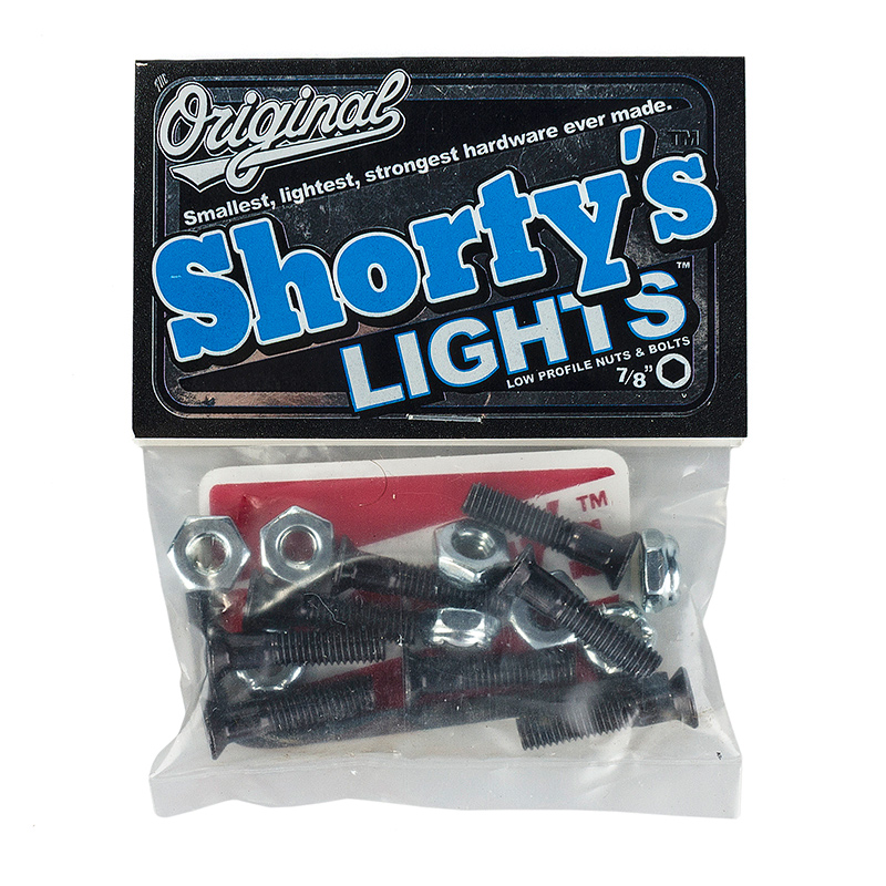 Shorty's 7/8 Inch Allen Hardware
