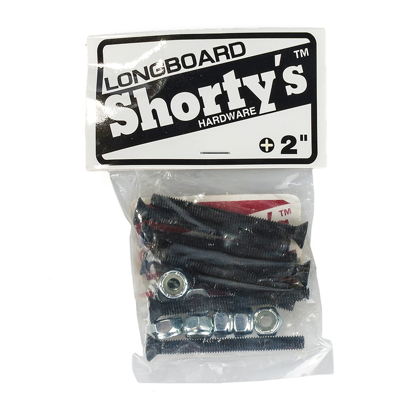 Shorty's 2 Inch  Phillips Longboard Hardware