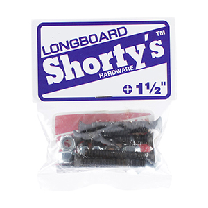 Shorty's Phillips Longboard Hardware 1 1/8 Inch