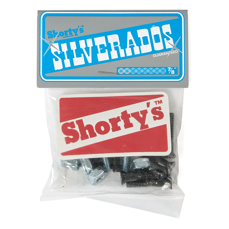 Shorty's Silverados 7/8 Inch Phillips Hardware
