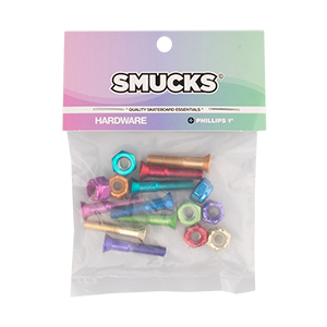 Smucks Phillips Hardware Multi Colors 1 Inch