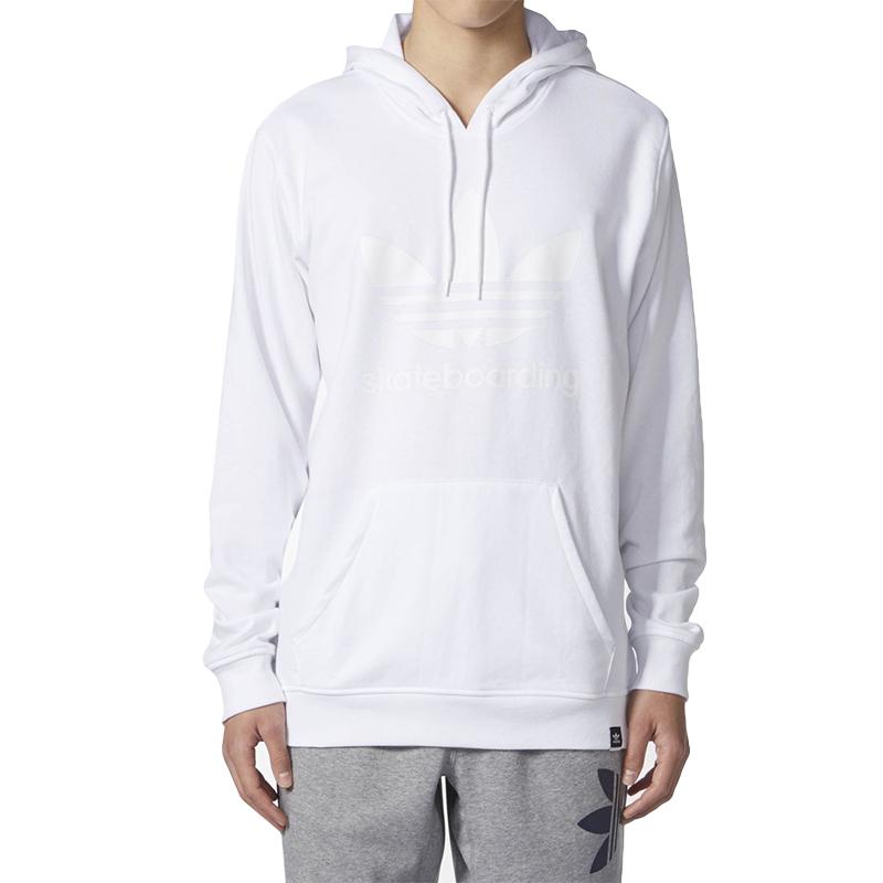 adidas Clima 3.0 Hoodie White/White