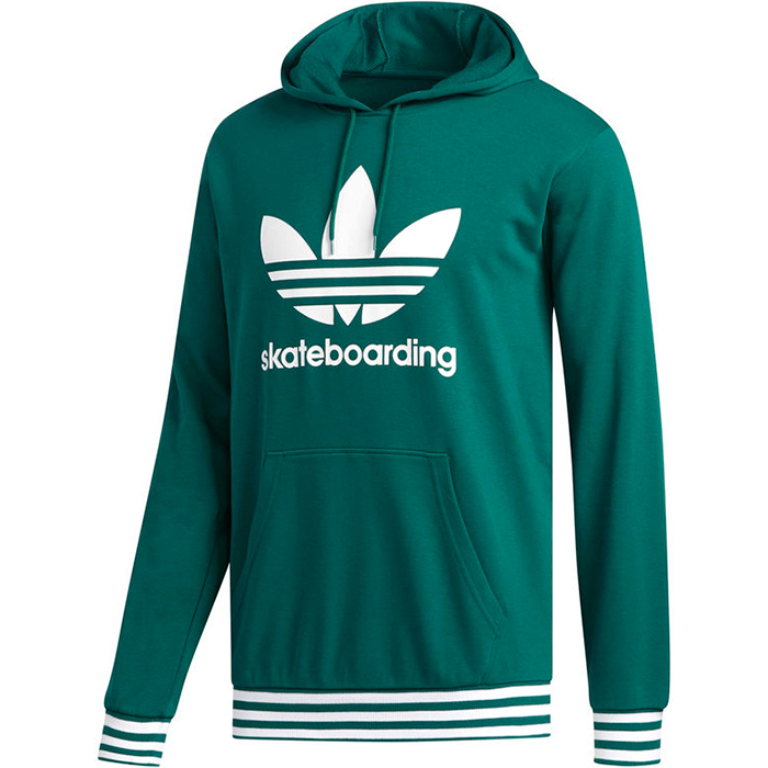 adidas Cma Uniform Hoodie Cgreen/White