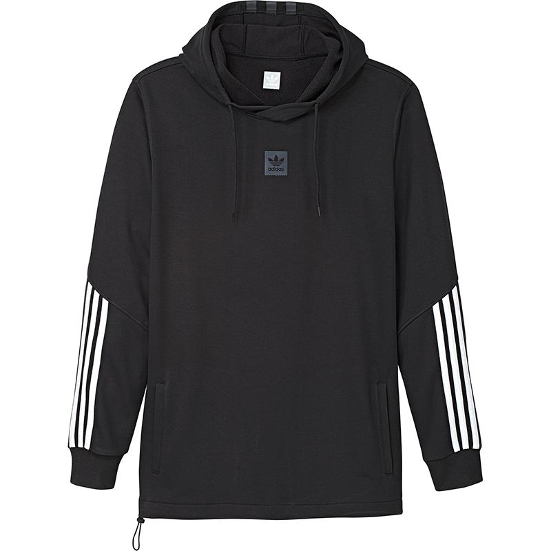 adidas Crnerd Hoodie Black/White/Blkref