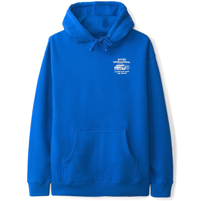 Butter Goods M3 Hoodie Royal