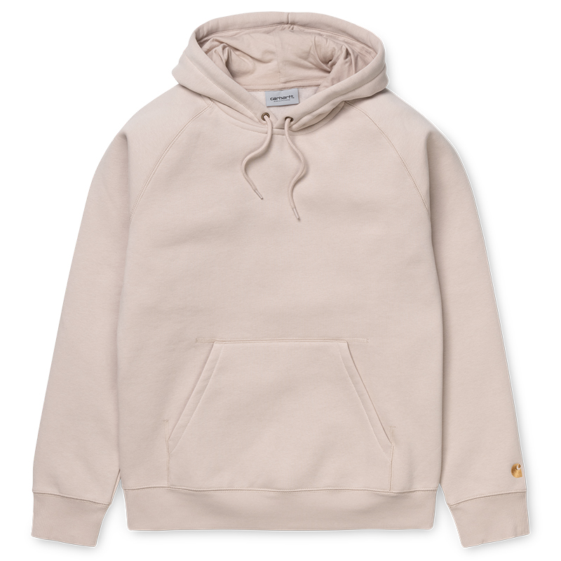 Carhartt Chase Hoodie Boulder/Gold