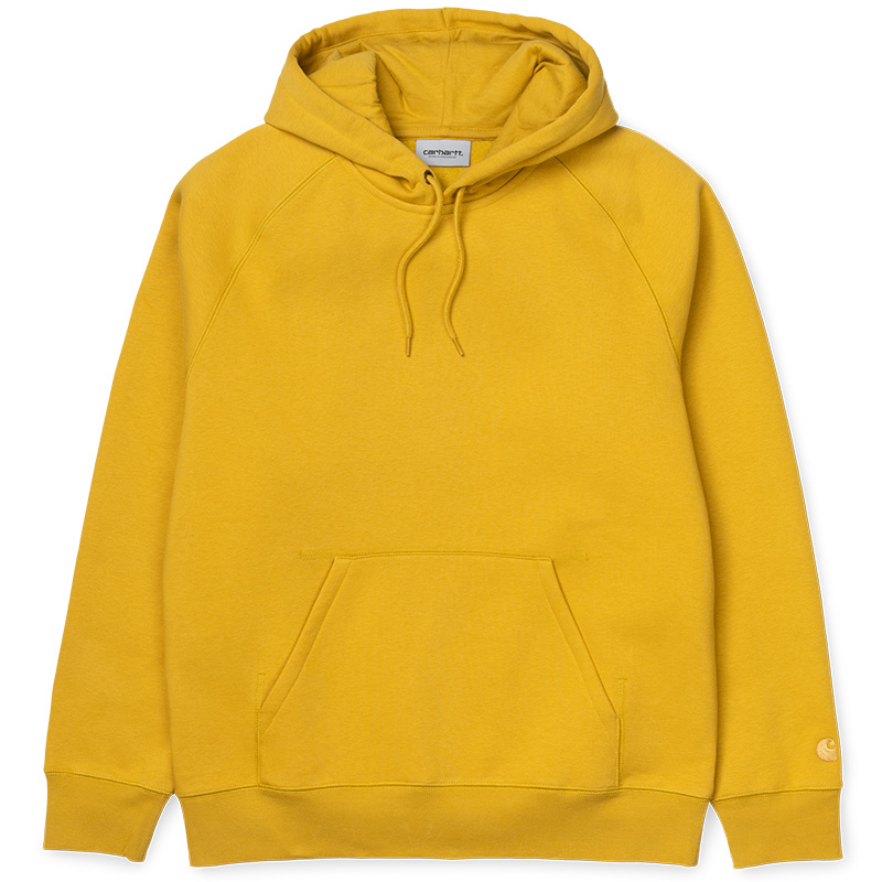 Carhartt WIP Chase Hoodie Colza/Gold
