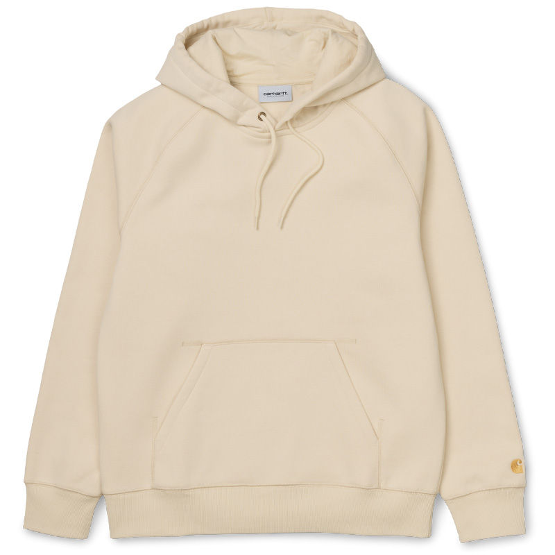 Carhartt Chase Hoodie Flour/Gold