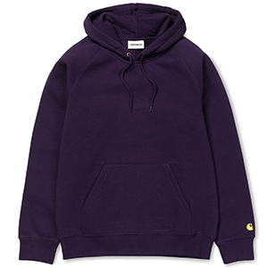 Carhartt Chase Hoodie Lakers/Gold