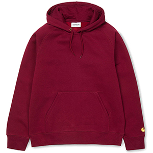 Carhartt Chase Hoodie Mulberry/Gold