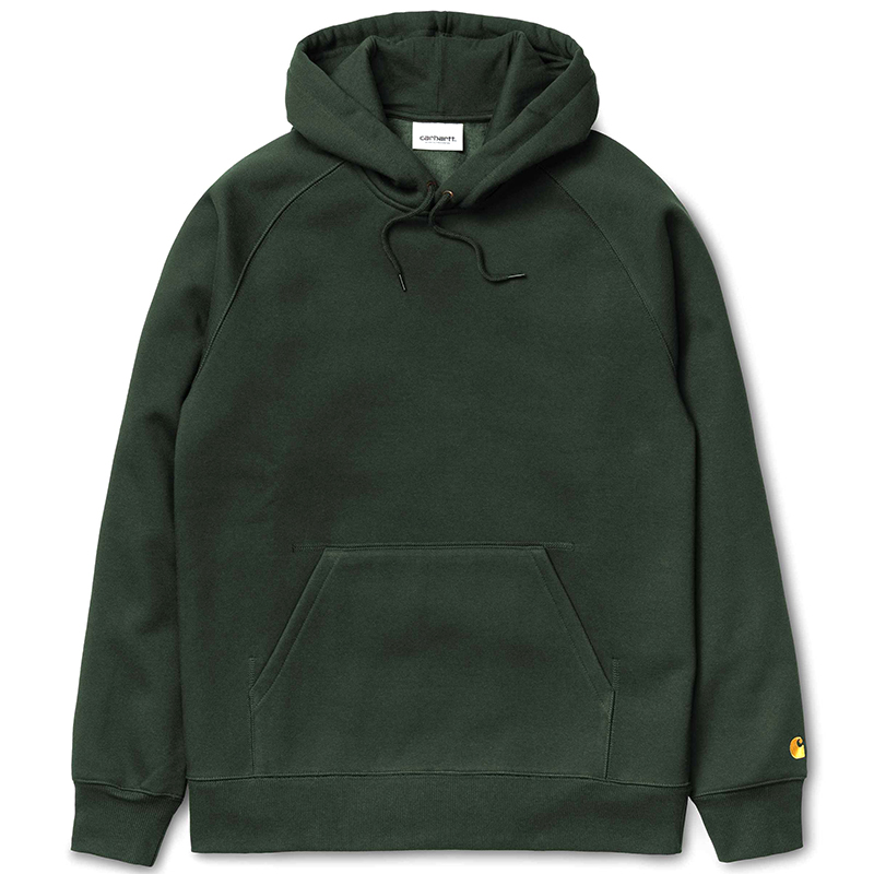 Carhartt Chase Hoodie Parsley/Gold