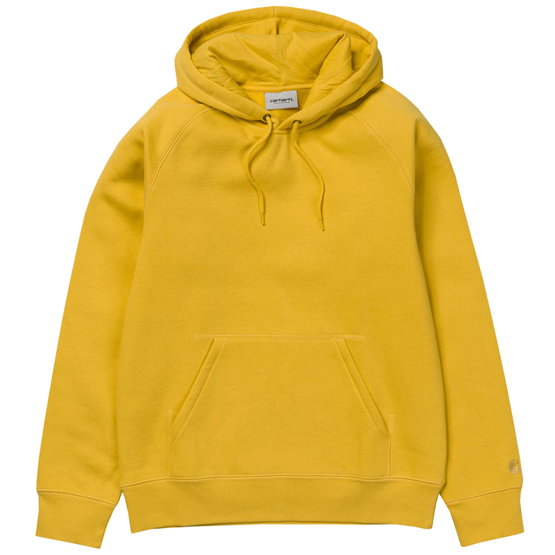 Carhartt Chase Hoodie Quince/Gold