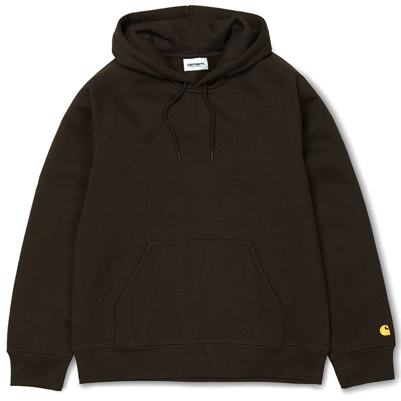 Carhartt Chase Hoodie Tobacco/Gold