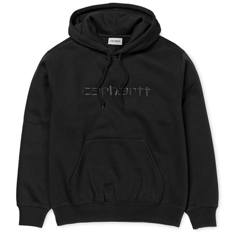 Carhartt Hoodie Black/Black