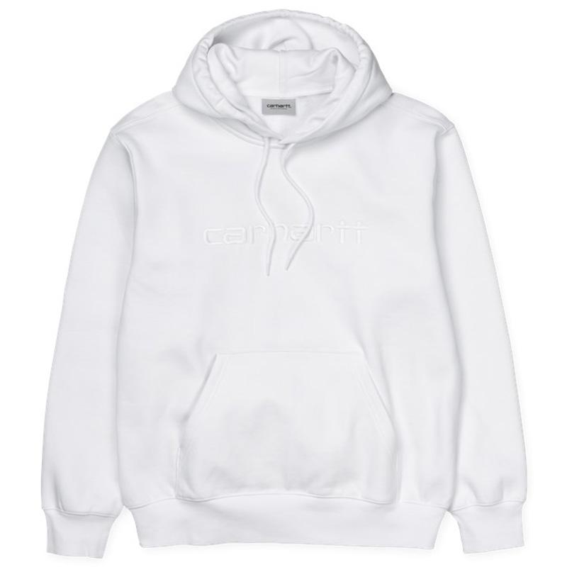 Carhartt WIP Hoodie White/White