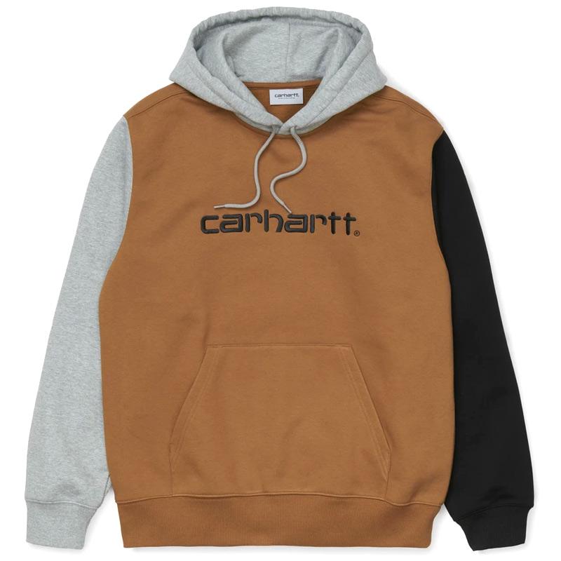 Carhartt WIP Carhartt WIP Tricol Hoodie Hamilton Brown
