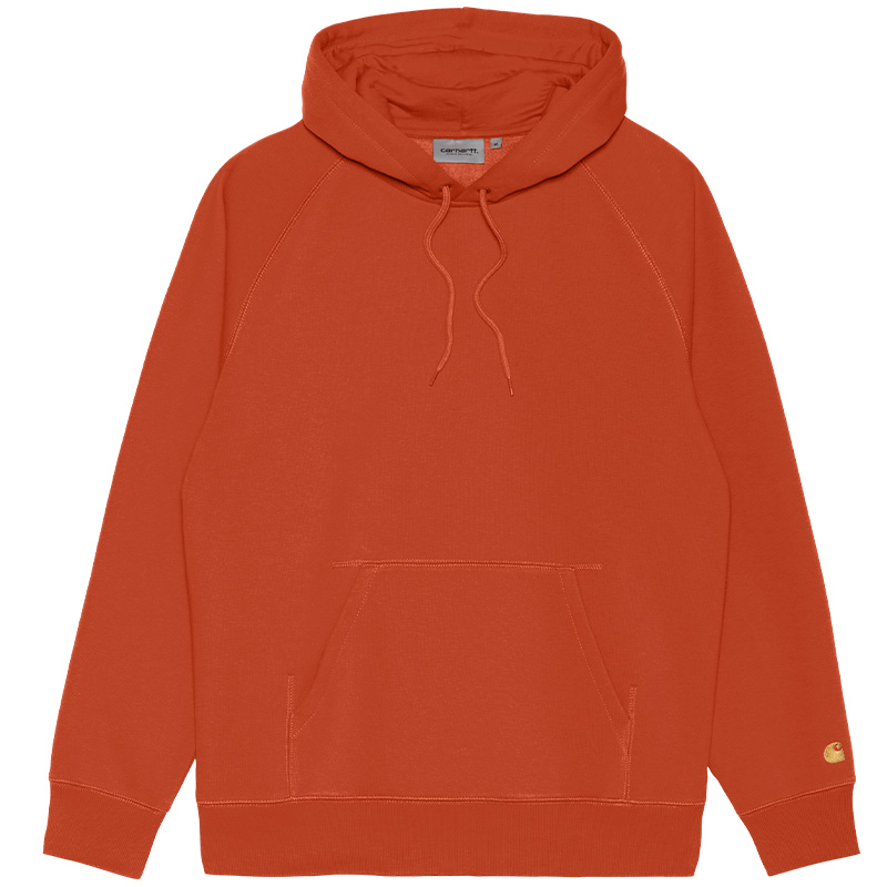 Carhartt WIP Chase Hoodie Copperton/Gold