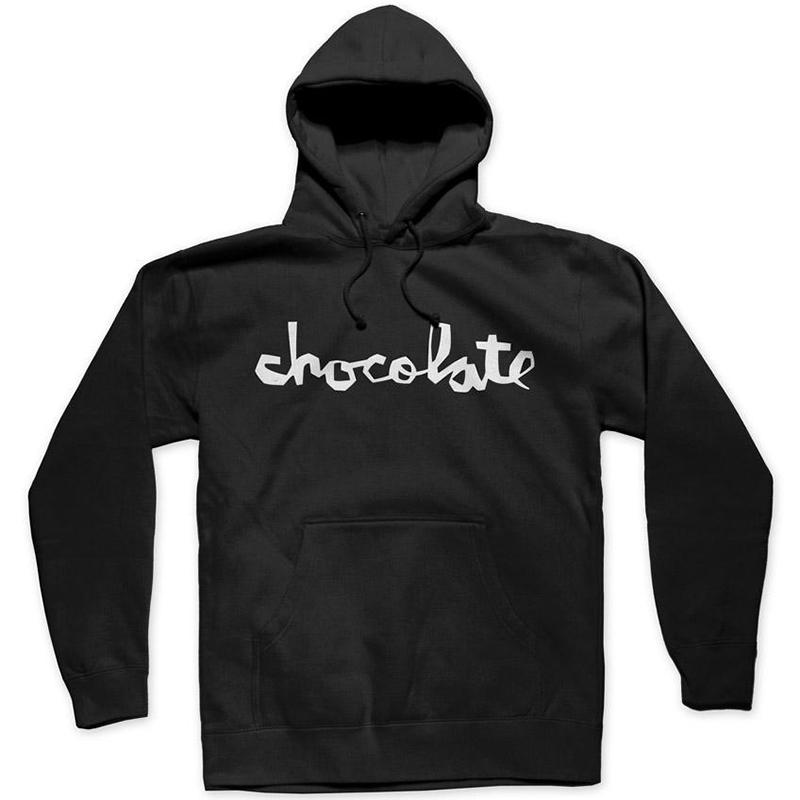 Chocolate Chunk Hoodie Black