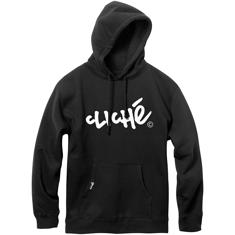 Cliche Europe Hoodie Black