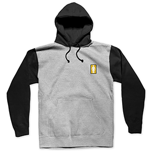 Girl OG Two-Tone Hoodie Heather/Black