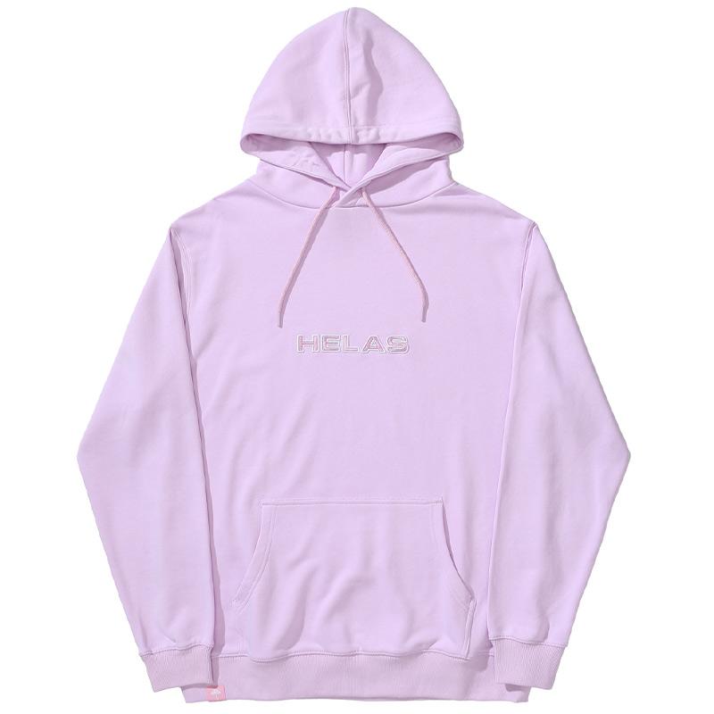 Helas Lazy Hoodie Light Purple