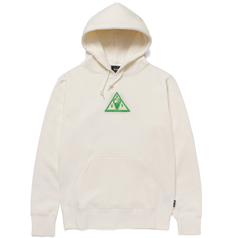 HUF Digital Dream Tt Hoodie White
