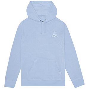 HUF Triple Triangle Hoodie Forever Blue