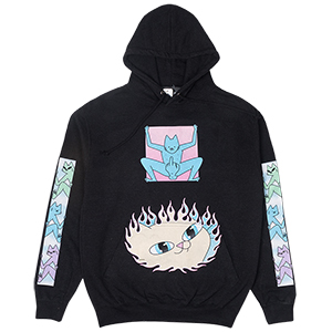 Leon Karssen Breakthrough Hoodie Black