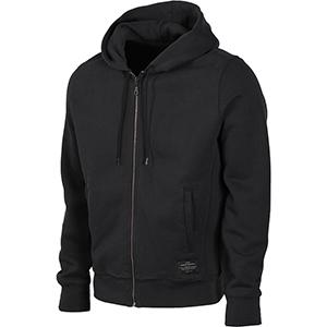 Levi's Full Zip Hoodie Black