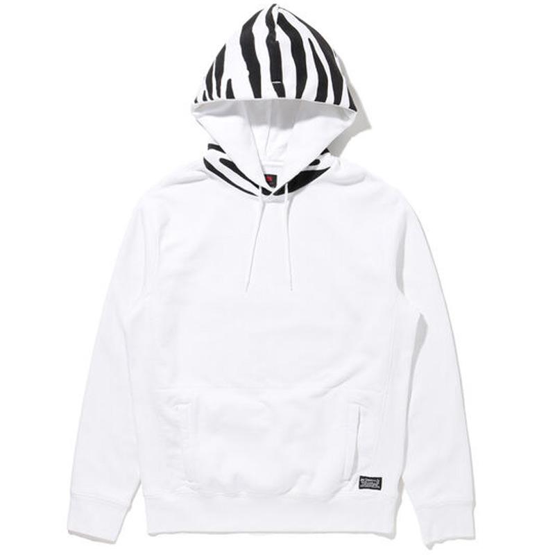 Levi's Skate Pullover Hoodie Zebra