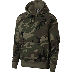 Nike SB Icon Hoodie Medium Olive/Black