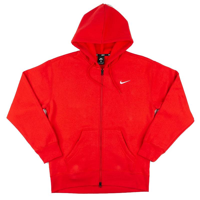 Nike SB Iso Hoodie University Red/Sail