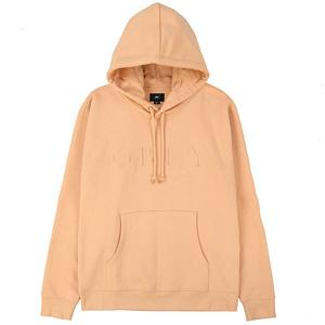 Obey Construct Hoodie Dusty Coral