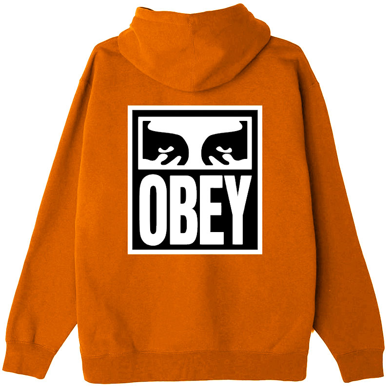 Obey Eyes Icon 2 Hoodie Pumpkin Spice