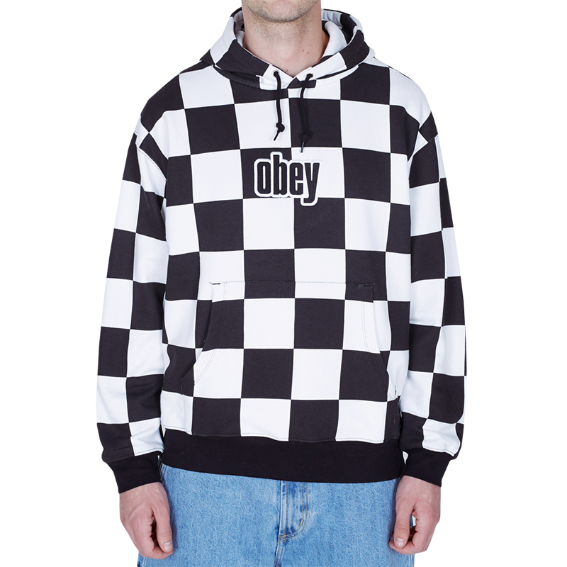 Obey Gusto Hoodie Checker