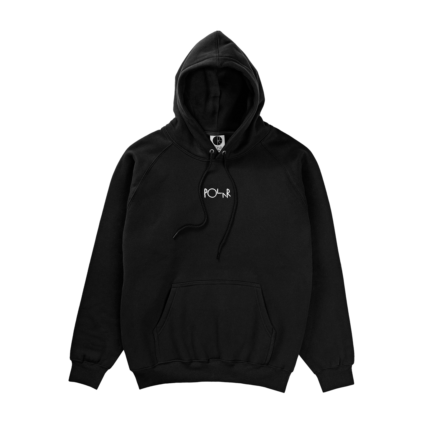 Polar Default Hooded Sweatshirt Black