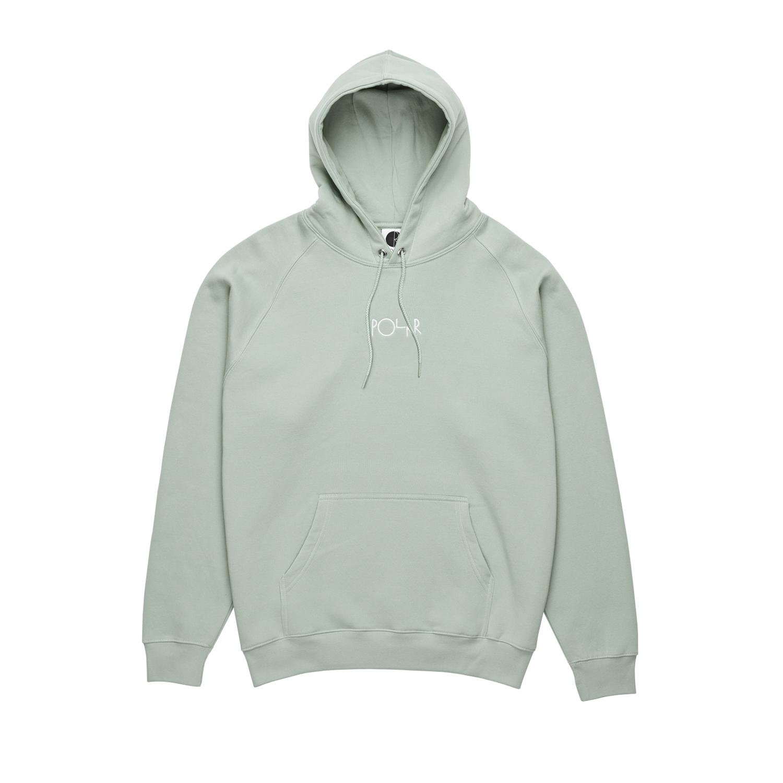 Polar Default Hooded Sweatshirt Sea Foam Green